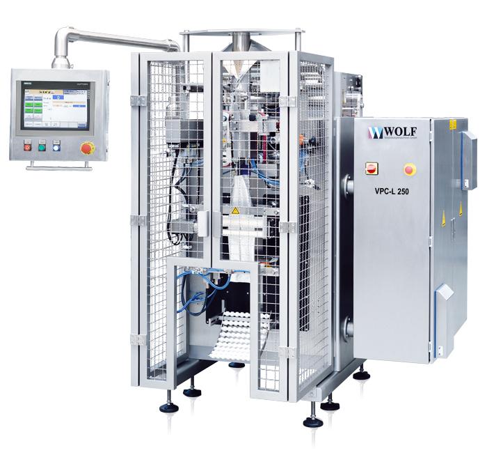 WOLF VPC-L 250 Liquid Master